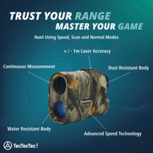 TecTecTec hunting rangefinder