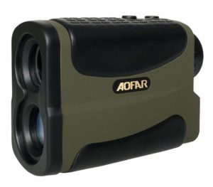 aofar best rangefinder hunting and golf