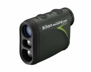 nikon hunting rangefinder
