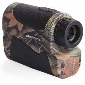 wosports rangefinder hunting