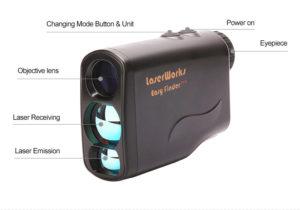 LaserWorks rangefinder features