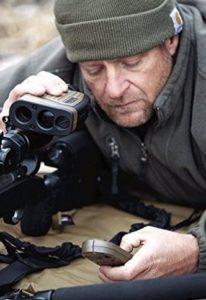 bushnell rangefinder with smartphone
